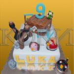 Decije torte Koki-125