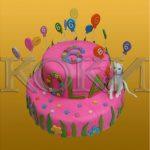 Decije torte Koki-285