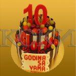 Rodjendanske torte Koki-104